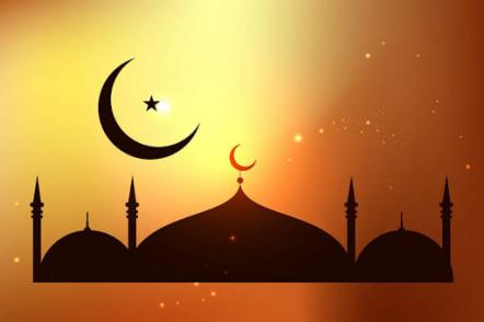 Вітаємо усіх мусульман зі святом Ураза-Байрам!