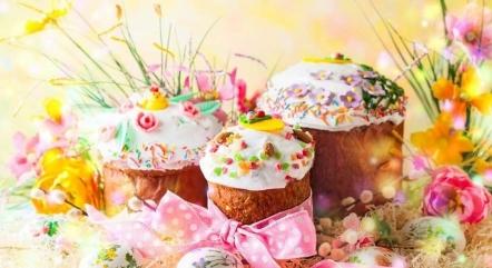 Вітаємо усіх вірян, хто святкує Великдень за Григоріанським календарем, зі світлим святом Христового Воскресіння!