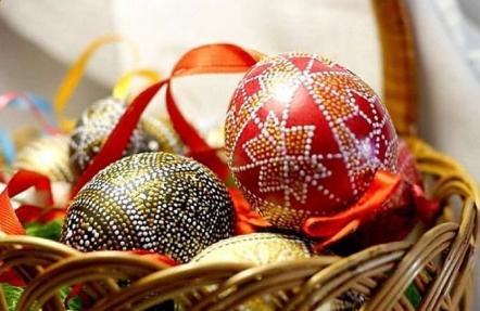 Вітаємо усіх хто святкує Великдень за Григоріанським календарем.